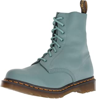 0ed19a6cf3 Amazon.com | Dr. Martens Women's 1460 Pascal Mid Calf Boot Taupe 7 M ...
