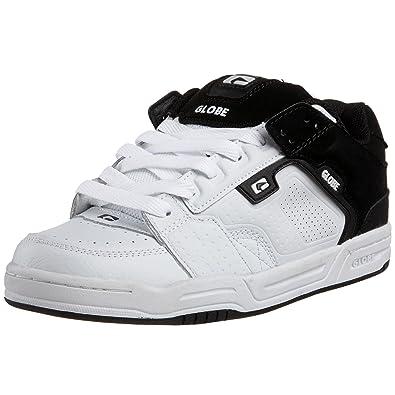 Globe Skateboard Shoes Scribe Black/black/white Size 9 wj0kjontz3