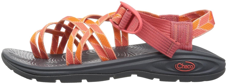 Chaco Women's Zvolv X2 Athletic Sandal B072QY67J8 12 B(M) US|Verdure Peach