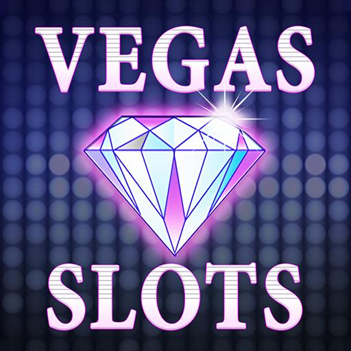 (Vegas Diamond Slots - Free Classic 3-Reel Slot Machine Games)