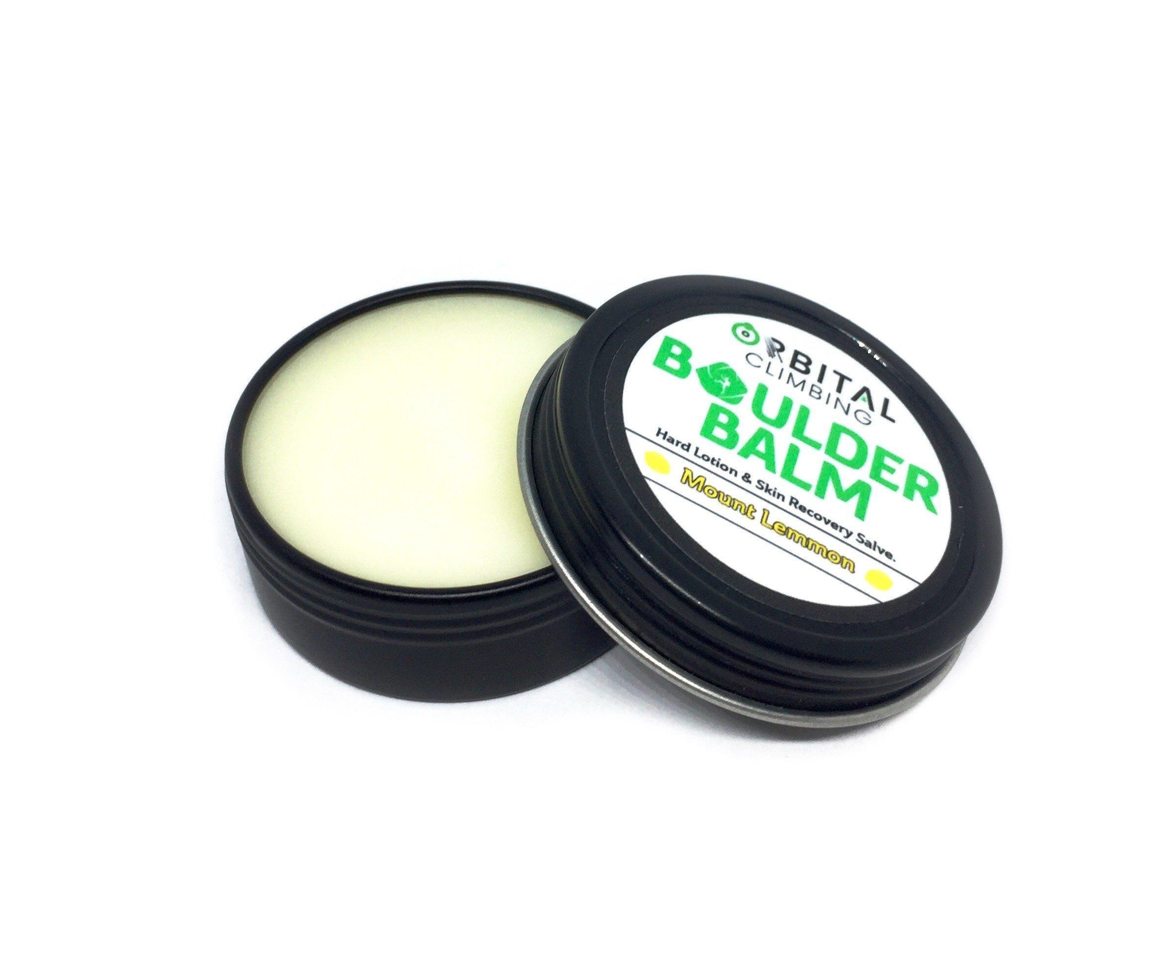 Boulder Balm: Hard Lotion Skin Recovery Salve (Mount Lemmon Scent) 1oz