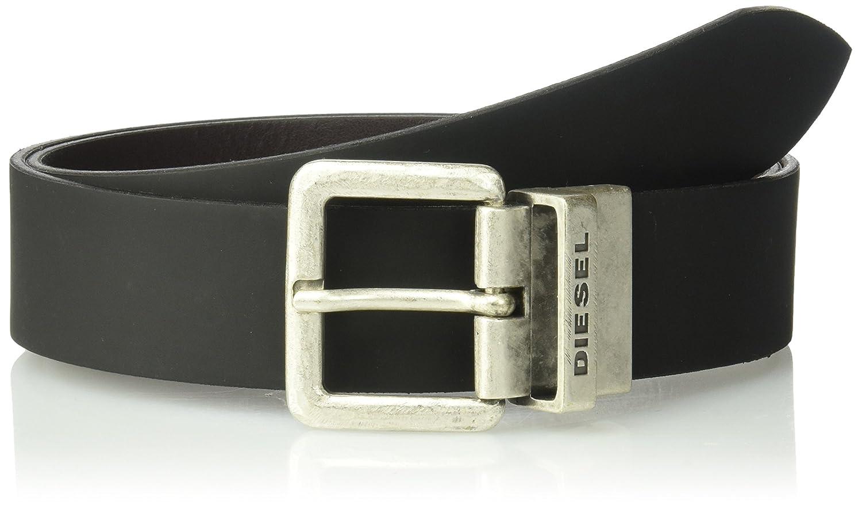 (ディーゼル) DIESEL メンズ ベルト - B-DOUBLEC - belt X03820P0875 B01MR59DCA 90(日本サイズL相当) ブラウン ブラウン 90(日本サイズL相当)