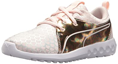 PUMA Girls  Carson 2 Mermaid Kids Sneaker Pearl 50e52028c