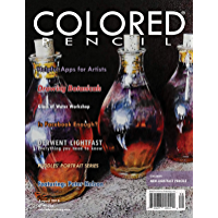 COLORED PENCIL Magazine - August 2018 (English Edition)