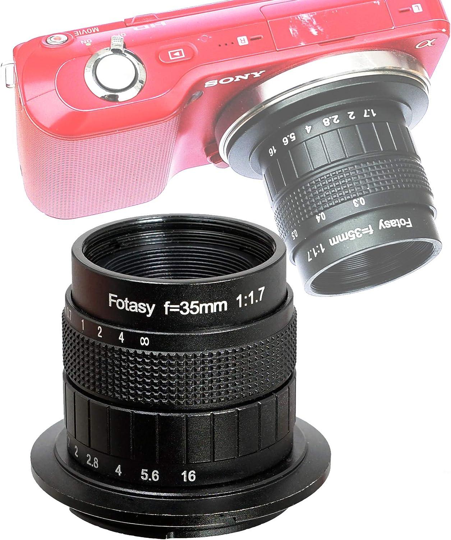 Fotasy 35mm f1.7 Lens