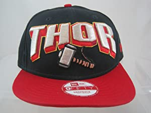 Marvel THOR New Era 9Fifty Snapback Small-Medium Hat Cap