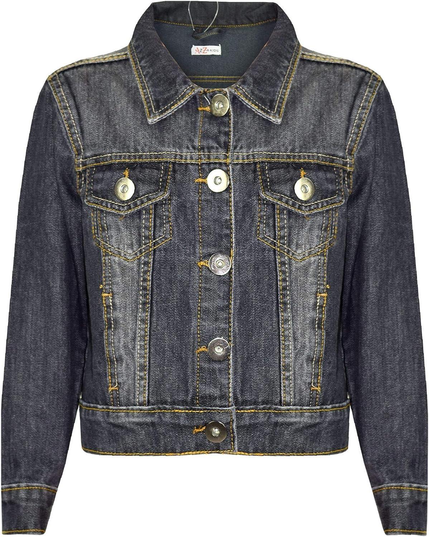 Designer Styled Denim Jacket