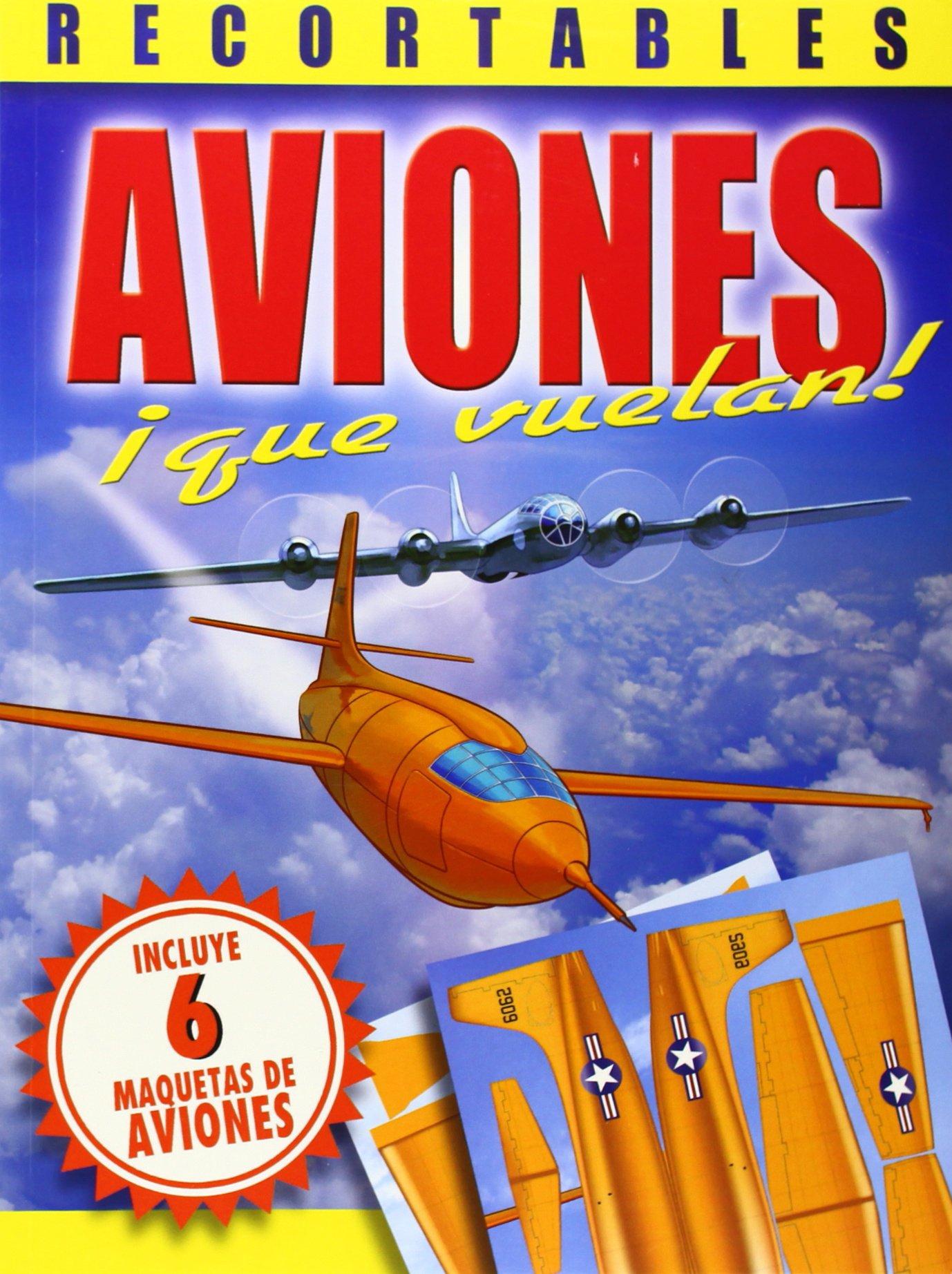 Aviones ¡que vuelan!: 9788415919452: Amazon.com: Books