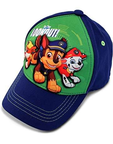 12fdbff2ef7 Paw Patrol Boys Cap with 3D Pop Design
