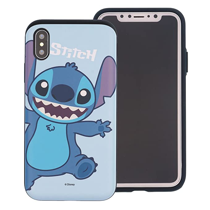 Amazon Com Iphone Xr Case Heavy Drop Protection Disney Cute