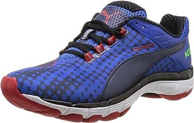 Perezoso Inolvidable Aliviar  Puma Mobium Elite Speed - Zapatillas de Running de Material sintético para  Hombre Azul Bleu (Strong Blue/Navy/Red) 42: Amazon.es: Zapatos y  complementos