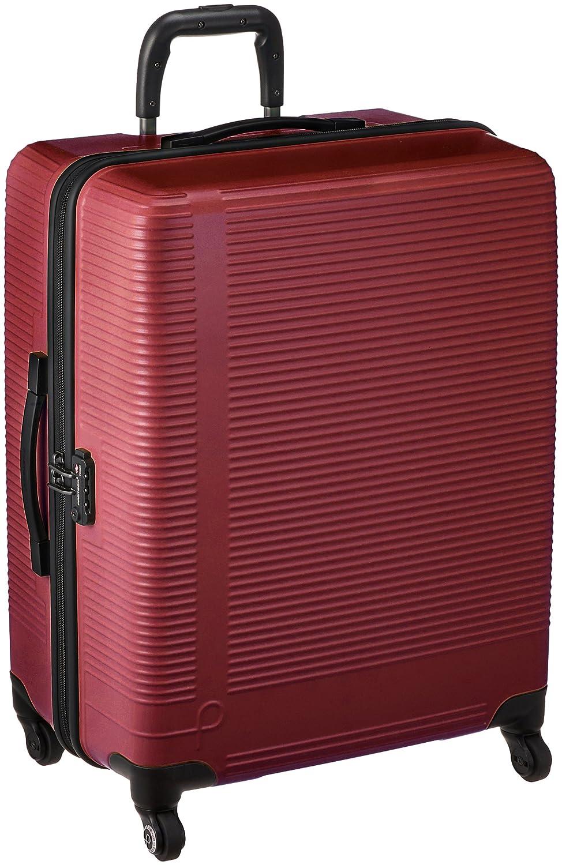 [プロテカ] スーツケース 日本製 ステップウォーカー サイレントキャスター保証付63cm 4.5kg 02893 B078X6CPTQ コロナレッド コロナレッド