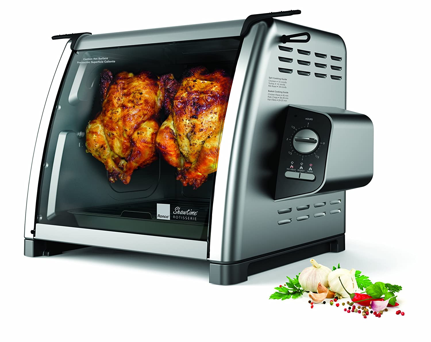 Ronco 5500 Series Rotisserie Review
