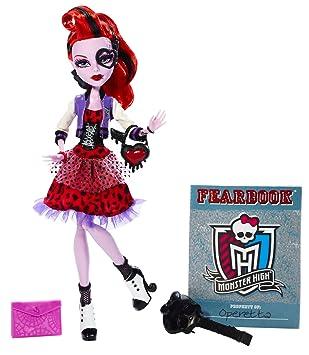 Monster High Opérette Picture Day Amazonfr Jeux Et Jouets