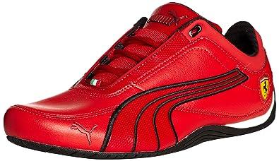 a41e3db9a2de Puma Drift cat 4 SF NM, Herren Sneaker Rot rot 45  Amazon.de  Schuhe ...