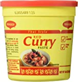 Maggi Thai Style Red Curry Paste, 14.4 Ounce