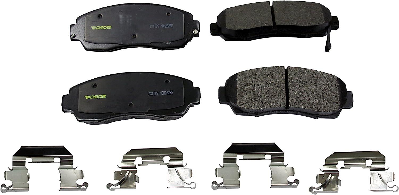 Monroe DX1089 Dynamic Premium Brake Pad Set