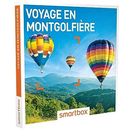 Smartbox – Caja Regalo – viaje en globo – exclusiva Web
