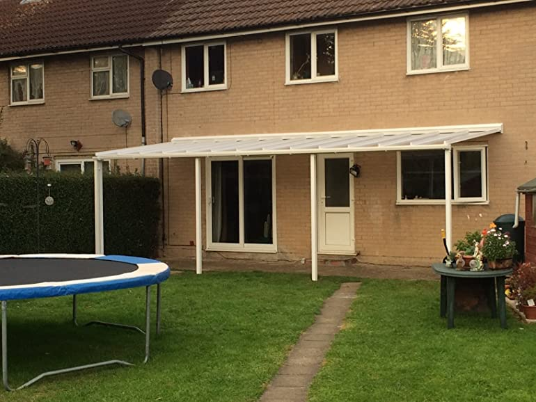 Aluminium Canopy,Patio Cover, Carport ,Caravan Cover, Lean To