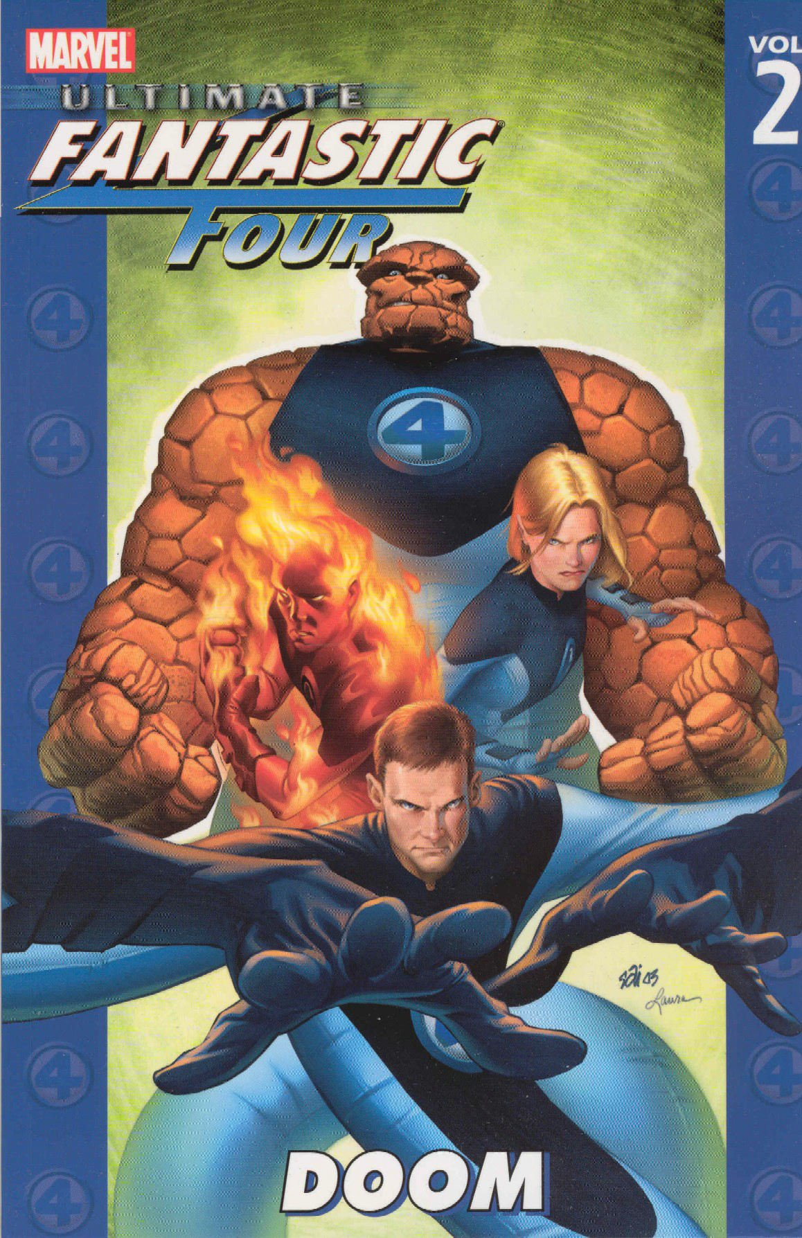 Image result for Ultimate Fantastic Four