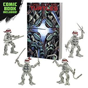 Teenage Mutant Ninja Turtles 35th Anniversary Figure 4 Pack (Exclusive)
