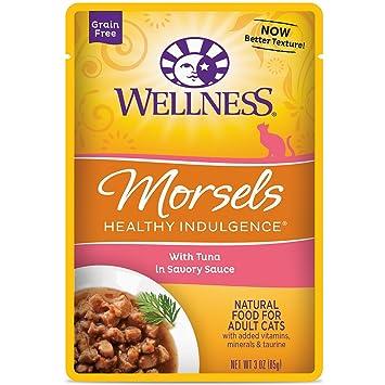Amazon.com: Comida húmeda para gatos Healthy ...