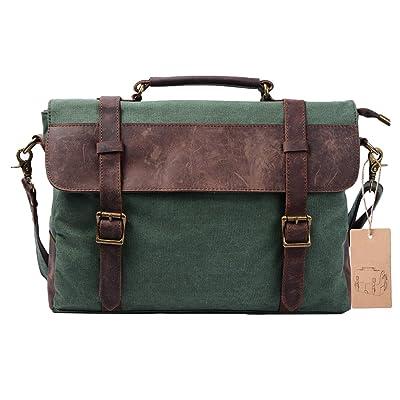 W.rain Gray Messenger Traveling Briefcase Shoulder Laptop Bag