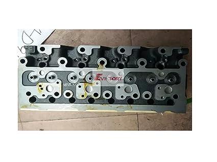 Amazon com: OEM china made 4D95 S4D95 4D95L cylinder head