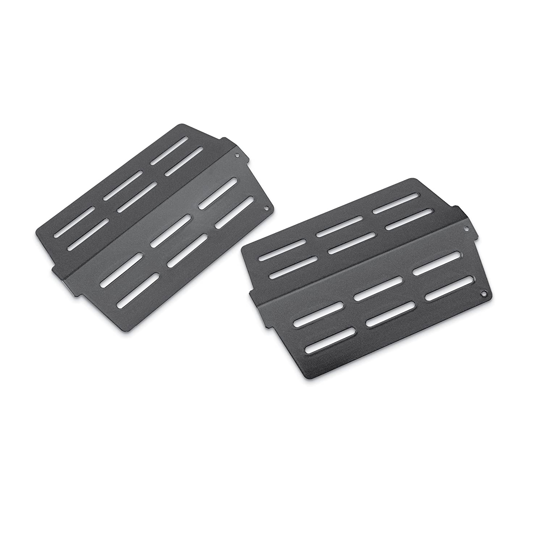 Weber 7622 2 Pack Genesis Grill Heat Deflectors Amazon
