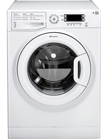 9abb78d50b0d Hotpoint WDXD8640P Freestanding A Rated Washer Dryer - White