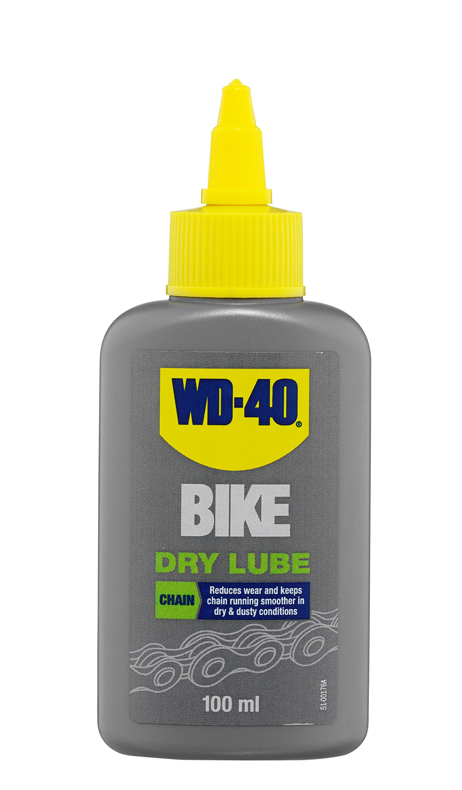 WD-40 Bike, Cycle Chain Lubricant Dry & Dusty Conditions, 100 ml