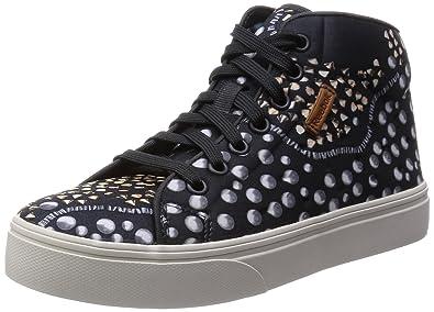 241c1e87eb41 Reebok Skyscape Dare Womens Walking Sneakers-Black-6