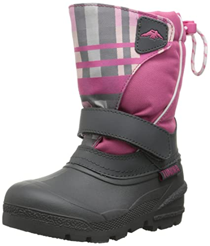 Amazon.com | Tundra Quebec Snow Boot (Toddler/Little Kid/Big Kid ...