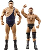 WWE WrestleMania Andre the Giant & Million Dollar Man Action Figure (2 Pack)