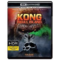 Kong: Skull Island (4K UHD + Blu-ray) (2-Disc Set) (Region Free + Fully Packaged Import)