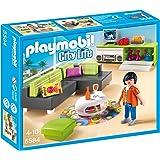 Playmobil 5333 fr hliches kinderzimmer spielzeug - Playmobil wohnzimmer 5332 ...