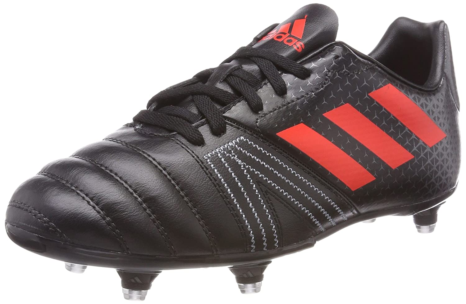 adidas Unisex Kids' All Blacks Sg Rugby Shoes