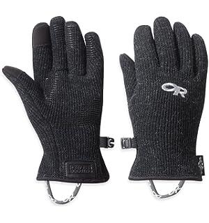 3dcf6ec0a Amazon.com: Outdoor Research Women's PL100 Sensor Gloves: Clothing