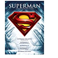 Deals on Superman 5 Film Collection (DVD)