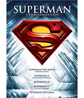 amazon com superman ultimate collector s edition superman