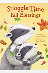 Snuggle Time Fall Blessings (a Snuggle Time padded board book) Kindle Edition
