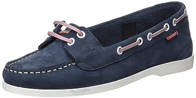 Chatham Rema, Chaussures Bateau Femme - Marron - Marron, 36 EU