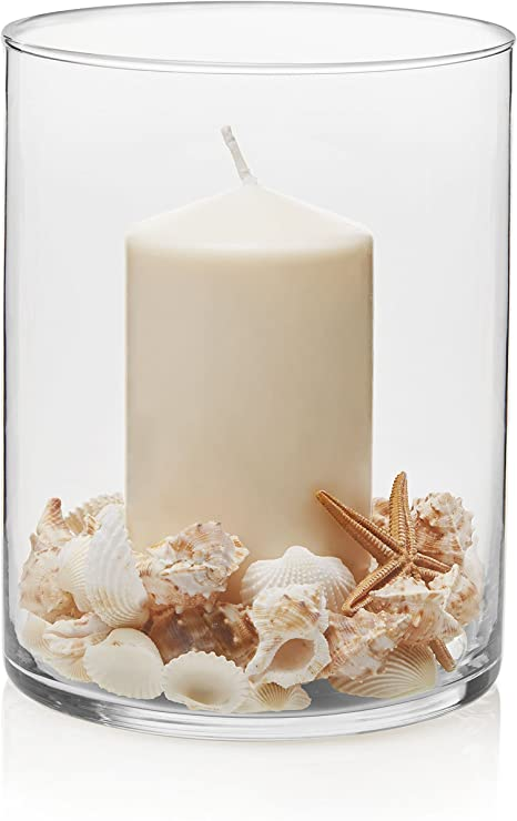 8inch Tropical Square Vase