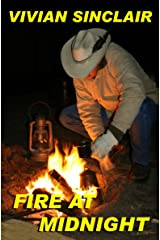 Fire At Midnight (Summer Days In Wyoming Book 2) Kindle Edition