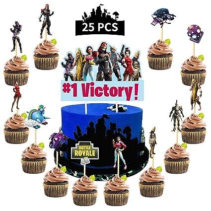 Decoración para tartas, decoración para cupcakes, para ...