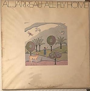 Al Jarreau - All Fly Home - Warner Bros. Records - WB 56 546