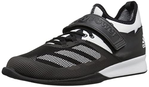 great fit 80a52 18670 Adidas Mens Crazy Power Cross-Trainer Shoes, WhiteBlack, (4 M