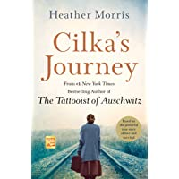 Cilka's Journey: A Novel (Tattooist of Auschwitz Book 2)