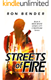 Streets of Fire: New White Sands City Cyberpunk Book 2