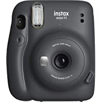 Fujifilm Instax Mini 11 Instant Camera - Charcoal Grey